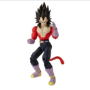 Dragon Ball Super – Action Figure Vegeta SSJ4 - Série 13