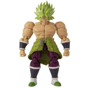 Dragon Ball Super – Action Figure Broly SSJ (DBS ver.) - S12
