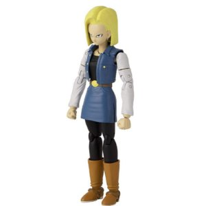 Dragon Ball Super – Action Figure Android 18 – Série 12