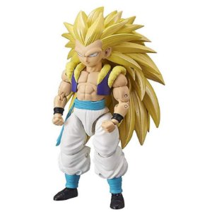 Dragon Ball Super – Action Figure Gotenks SSJ3 – Série 12