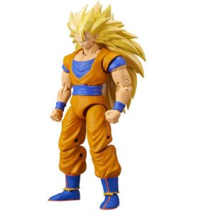 Dragon Ball Super – Action Figure Goku SSJ3 – Série 10