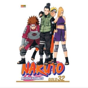 Mangá Naruto Gold - Volume 32
