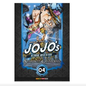 Jojo's Bizarre Adventure Parte 3: Stardust Crusaders Vol 4