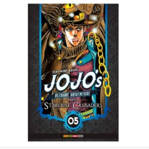 Jojo's Bizarre Adventure Parte 3: Stardust Crusaders Vol 5