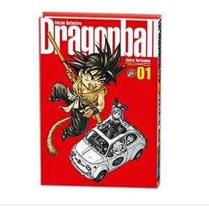 Dragon Ball - Vol. 1 - Edição Definitiva (Capa Dura)
