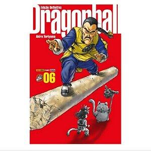 Dragon Ball - 06 - Edição Definitiva (Capa Dura)