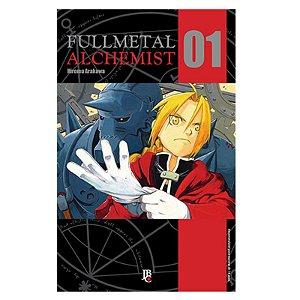 Fullmetal Alchemist ESP. #01