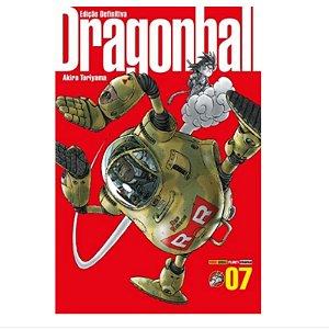 Dragon Ball - 07 Edição Definitiva (Capa Dura)