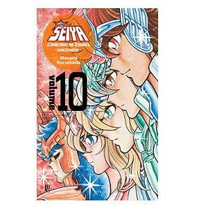 Cavaleiros do Zodiaco – Saint Seiya [Kanzenban] #10