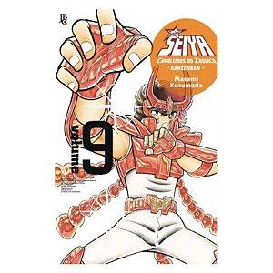 Cavaleiros do Zodiaco – Saint Seiya [Kanzenban] #09