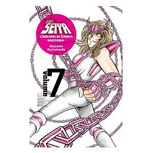 Cavaleiros do Zodiaco – Saint Seiya [Kanzenban] #07