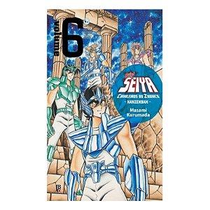 Cavaleiros do Zodiaco – Saint Seiya [Kanzenban] #06