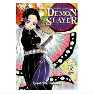 Demon Slayer: Kimetsu No Yaiba - 06