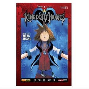 Kingdom Hearts - 01 Edição Definitiva