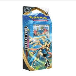 Starter Deck Pokémon Zacian -Rixa Rebelde