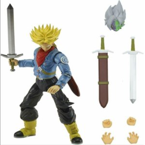 Dragon Ball Dragon Stars Series - Future Trunks SSJ