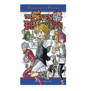 Seven Deadly Sins - Vol 08