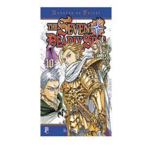 The Seven Deadly Sins - Vol 10