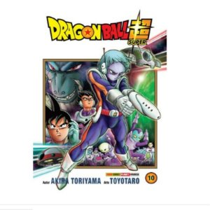 Dragon Ball Super - 10