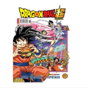 Dragon Ball Super - 11