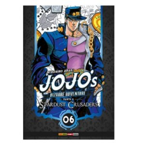 Jojo's Bizarre Adventure Parte 3: Stardust Crusaders Vol 6