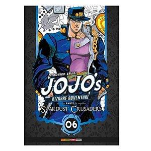Jojo's Bizarre Adventure Parte 3: Stardust Crusaders Vol 6
