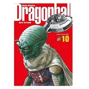 Dragon Ball - 10 Edição Definitiva (Capa Dura)