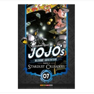 Jojo's Bizarre Adventure Parte 3: Stardust Crusaders Vol 7