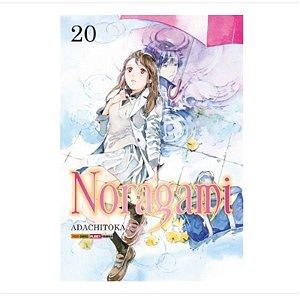 Noragami Volume 20