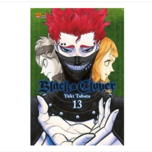 Black Clover - Edição 13