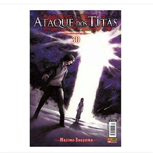 Ataque dos Titãs - Volume 30