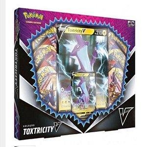 Pokémon Box - Coleção Toxtricity V