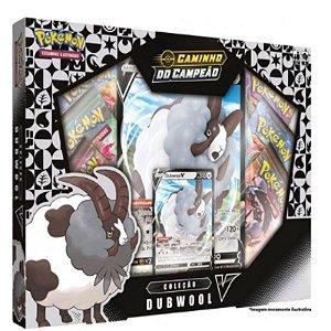 Pokémon Box - Coleção Dubwool V - Caminho do Campeão