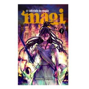 Magi - O Labirinto da Magia #07