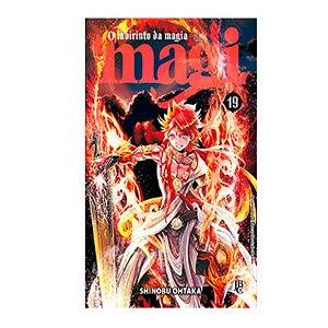 Magi: O Labirinto da Magia #19