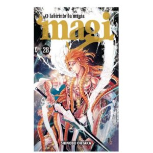 Magi: O Labirinto da Magia #28