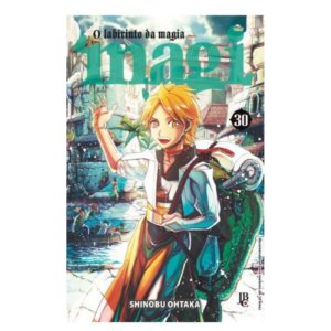Magi: O Labirinto da Magia #30