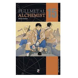 Fullmetal Alchemist ESP. #15