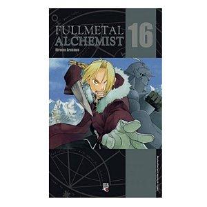 Fullmetal Alchemist ESP. #16