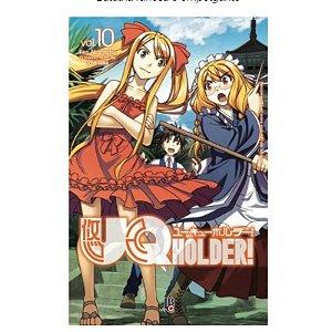 UQ Holder! #10
