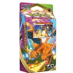 Starter Deck Pokemon Charizard Voltagem Vívida Ed.04
