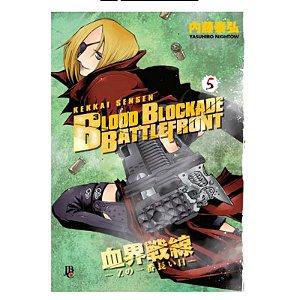 Blood Blockade Battlefront #05