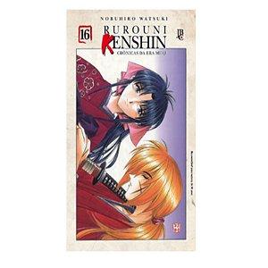Rurouni Kenshin #16