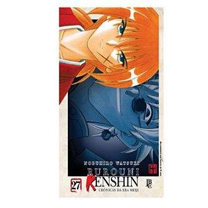 Rurouni Kenshin #27