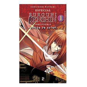 Especial Rurouni Kenshin Versão do Autor #01
