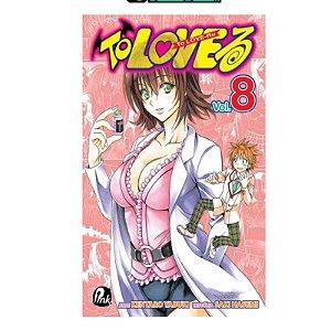 To Love-Ru #08