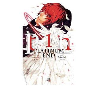 Platinum End #01