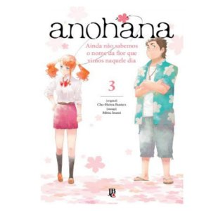 Anohana #03