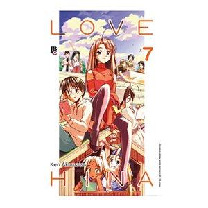Love Hina ESP. #07
