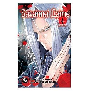 Savanna Game #04 - 2ª temporada